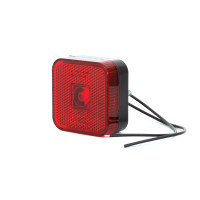 MARKERINGSLAMP ROOD LED (WAS)